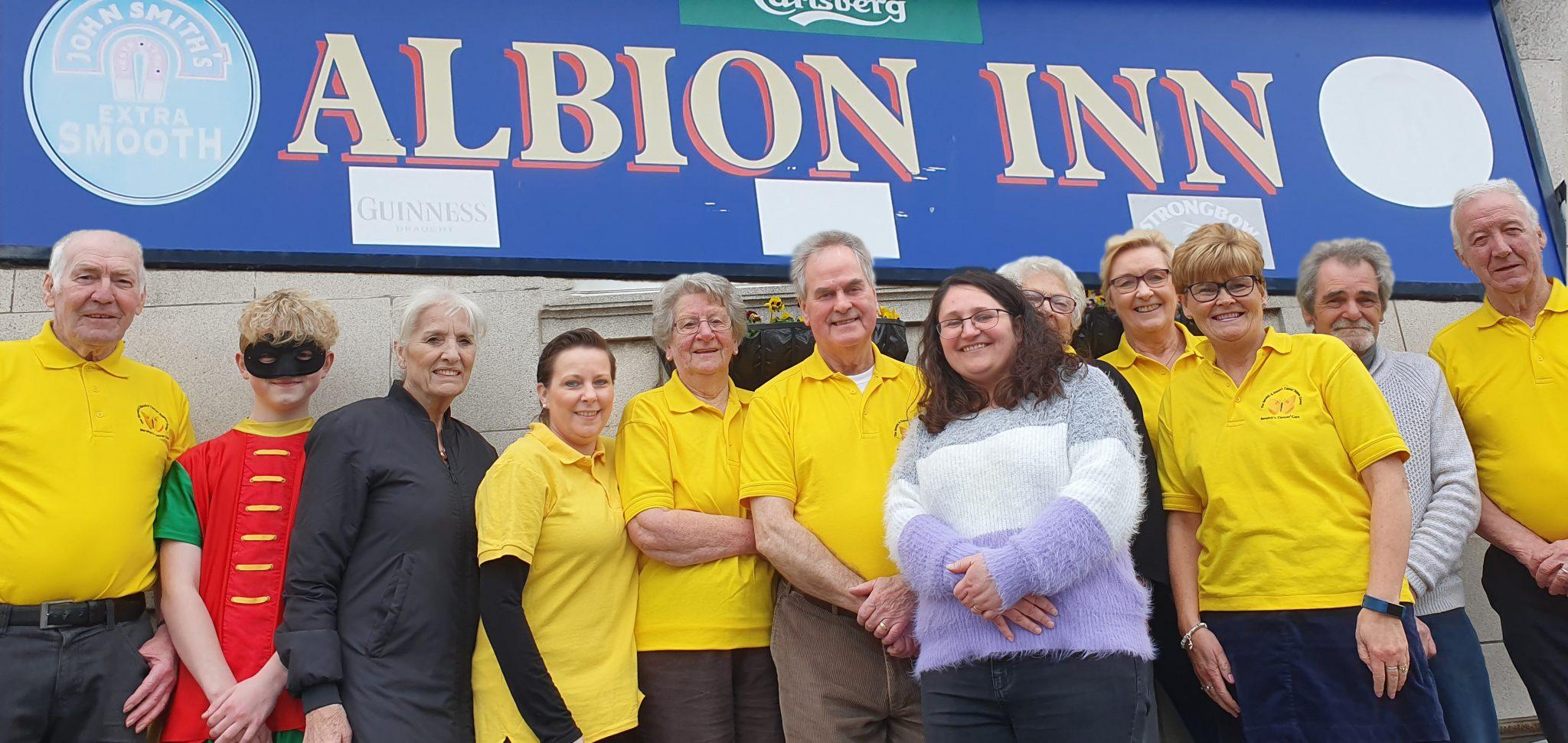 The Albion Inn Spittal - Quiz and Karaoke Fundraiser