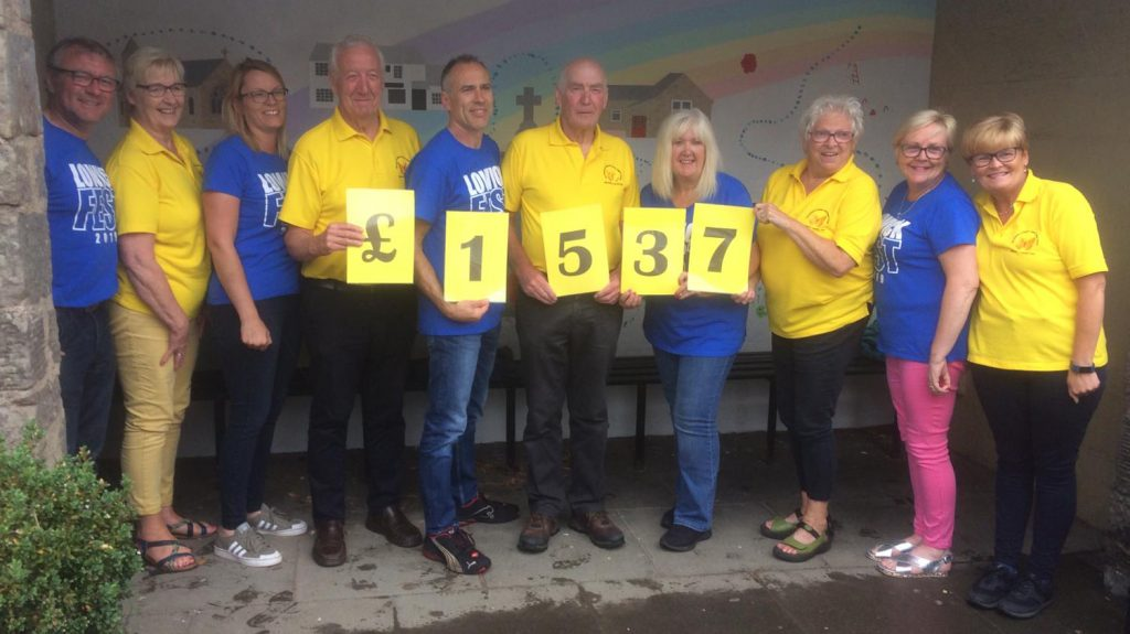 Lowick Fest 2019 Supports Berwick Cancer Cars