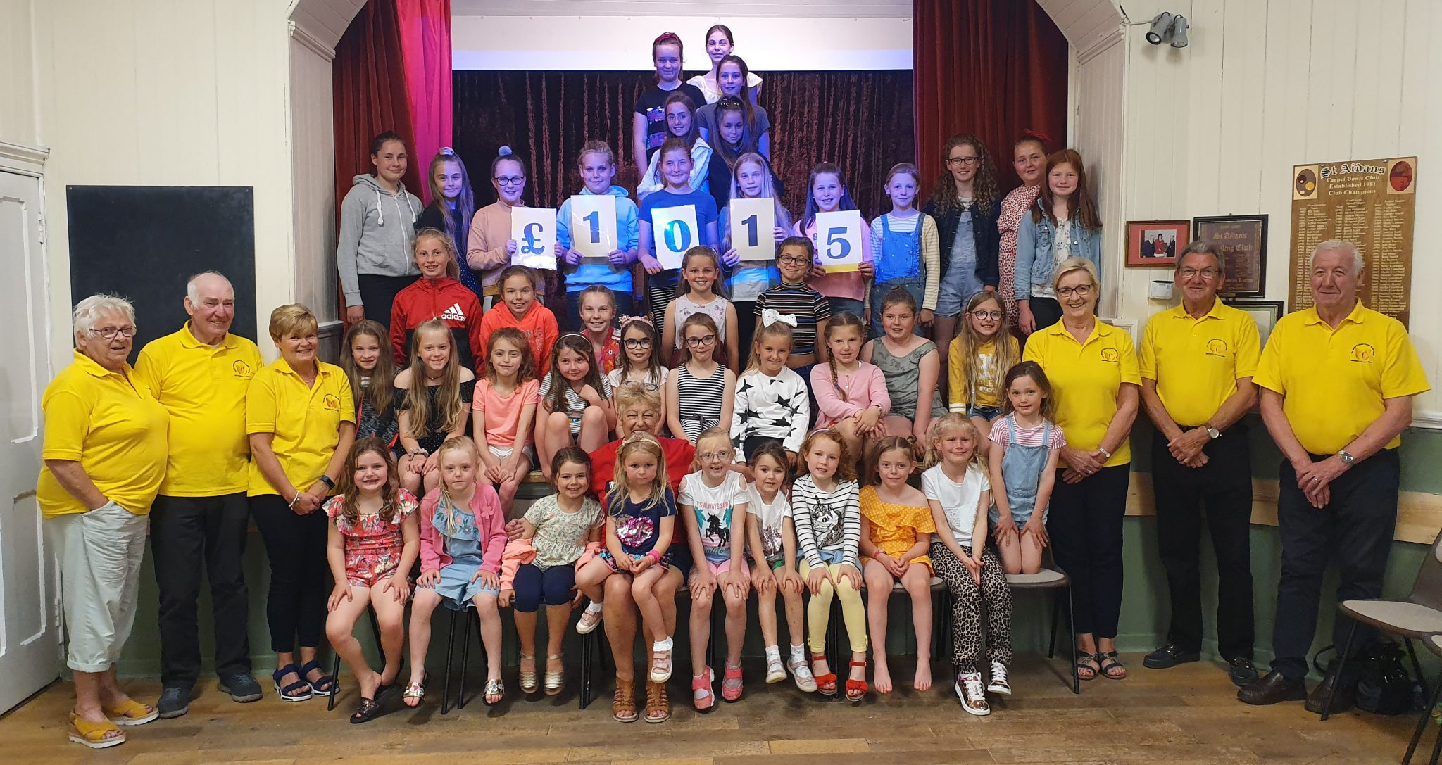 Nancy's Dancers Summer Show 2019 - Berwick Cancer Cars