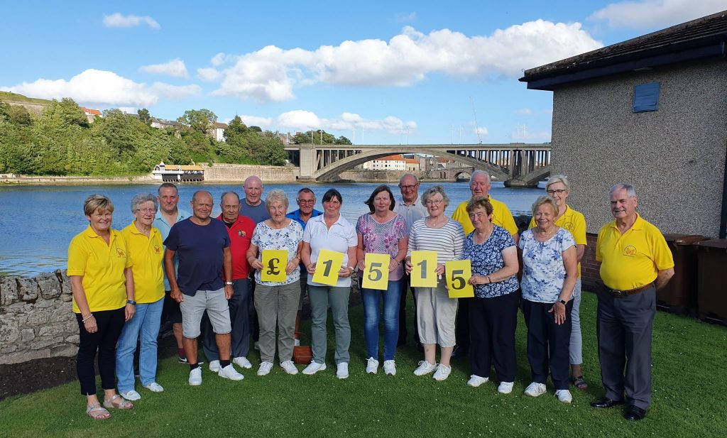 Tweedmouth Bowling Club Killer Bowls 2019 - Berwick Cancer Cars