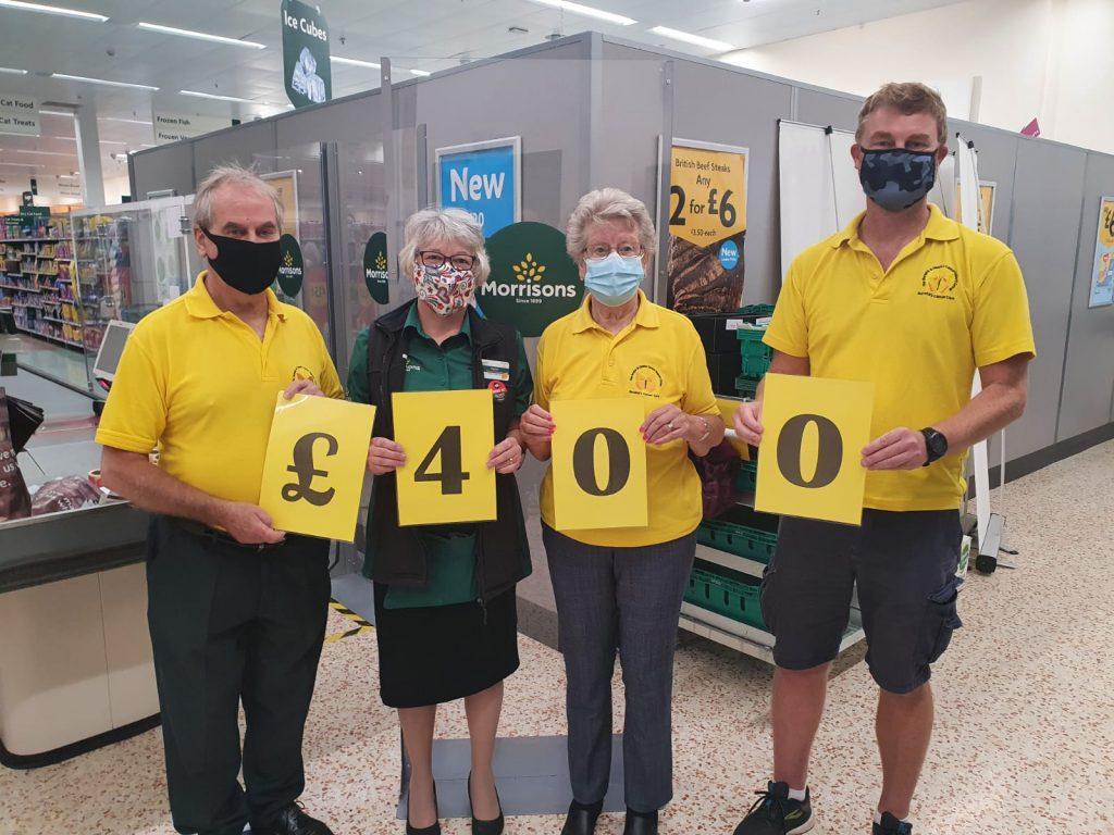 Karen Edwards Face Mask Fundraiser