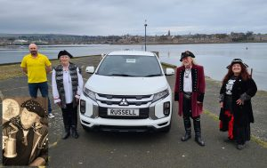 Russell Toward - Berwick Cancer Cars