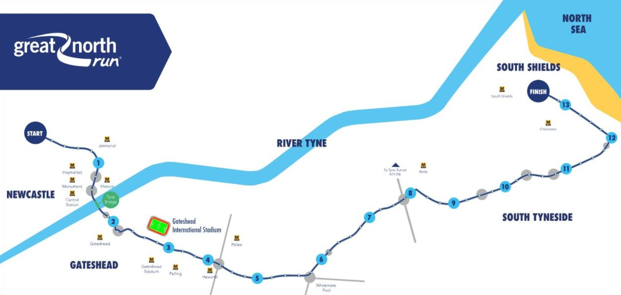 GNR Route Map 2022
